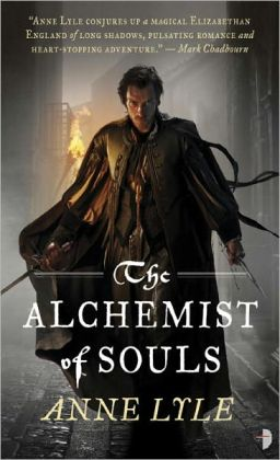 The Alchemist of Souls (Night's Masque Series #1)