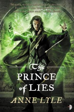The Prince of Lies (Night's Masque Series #3)