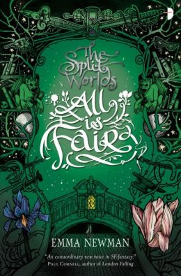 All Is Fair (Split Worlds Series #3)