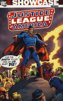 Showcase Presents Justice League of America Volume 5.