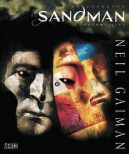 Absolute Sandman Vol. 5.