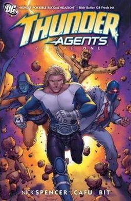 T.H.U.N.D.E.R. Agents Volume 1.