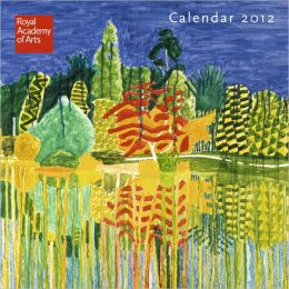 2012 Royal Academy of Arts Wall Calendar