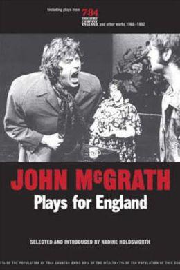 John McGrath: Plays for England