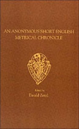 Anonymous Short English Metrical Chronicle