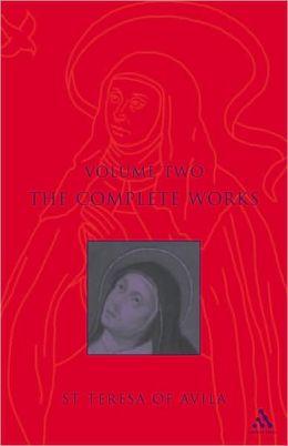 Complete Works St. Teresa Of Avila Vol2