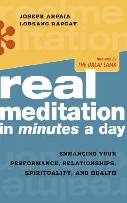 Real Meditation in Minutes a Day: Optimizing Your Performance, Relationships, Spiritual, and Health
