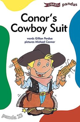 Conor's Cowboy Suit