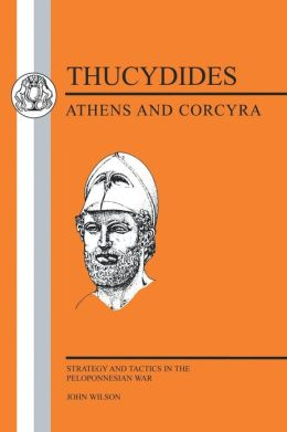 Thucydides: Athens and Corcyra