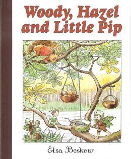Woody,Hazel and Little Pip