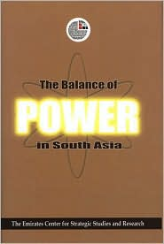 The Balance of Power in South Asia