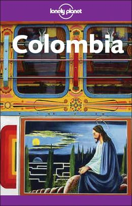 Lonely Planet Colombia, 3rd Edition