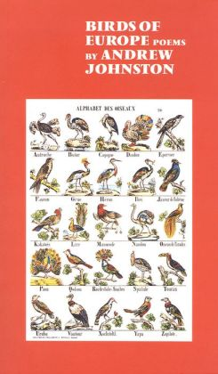 Birds of Europe: Poems
