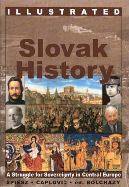 Illustrated Slovak History - HB
