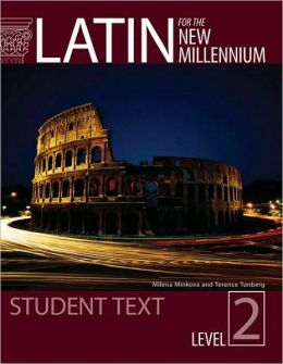 Latin for the New Millennium Student Text, Level 2 - Paperback Workbook