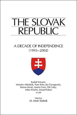 Slovak Republic A Decade of Independence