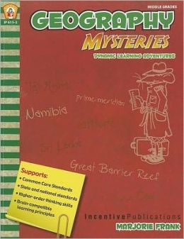 Learning Adventures: Geography Mysteries