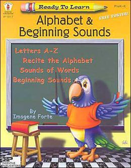 Ready to Learn Beginning Alphabet