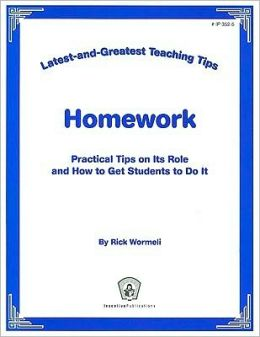 Home Work Foldout: Latest & Greatest Teaching Tips