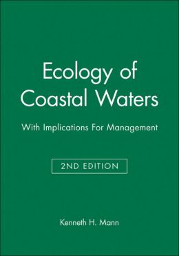 Ecology Of Coastal Waters 2e