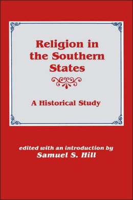 Religion In The Southern States