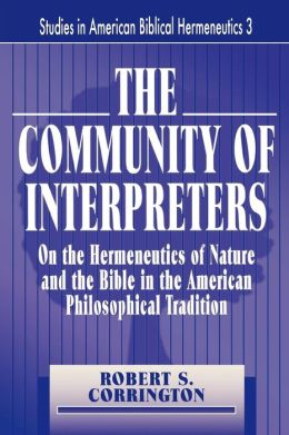 The Community Of Interpreters