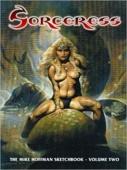 Sorceress 2: The Mike Hoffman Sketchbook