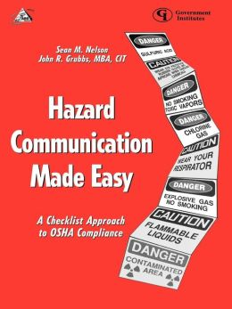 Hazard Communication Made Easy