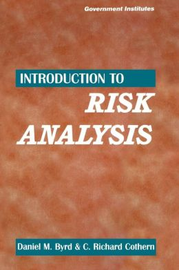 Introduction To Risk Analysis