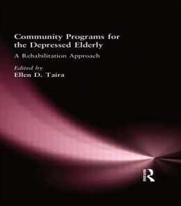 Community Programs for the Depressed Elderly