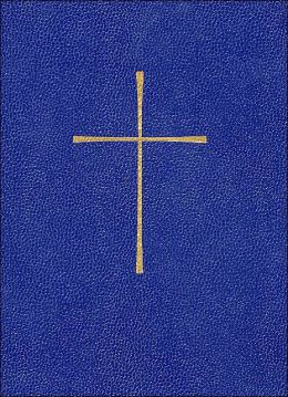 Book of Common Prayer, Parish Economy Edition: Blue Paperback