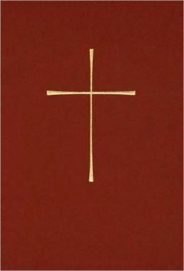 Book of Common Prayer, Parish Economy Edition: Red Hardcover