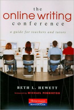 The Online Writing Conference: A Guide for Teachers and Tutors