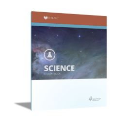 Lifepac Gold Science Grade 10: Set of 10