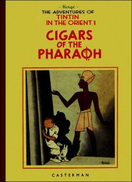The Adventures of Tintin in the Orient 1: Cigars of the Pharaoh