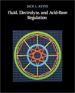 FLUID ELECTROLYTE & ACID BASE