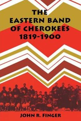 Eastern Band of Cherokees: 1819-1900