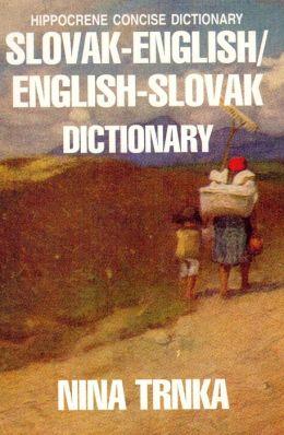 SLOVAK-ENG/E-S CONC DICT