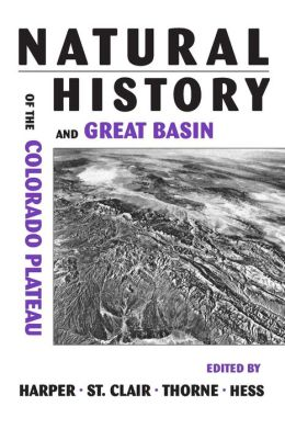 Natural History of the Colorado Plateau and Great Basin