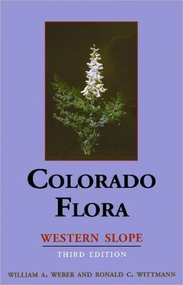 Colorado Flora: Western Slopes