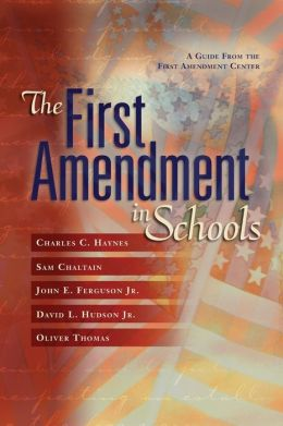 The First Amendment in Schools