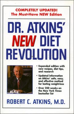 Dr. Atkins' Boxed Set: Dr. Atkins' New Diet Revolution; New Diet Cookbook; New Carb Gram Counter