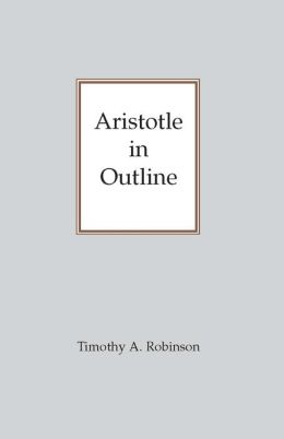 Aristotle in Outline