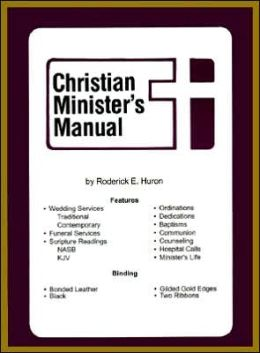 Christian Minister's Manual