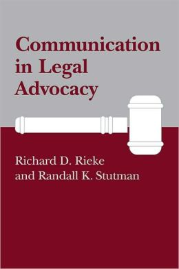 Communication In Legal Advocacy