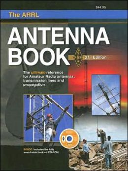 The ARRL Antenna Book with CD