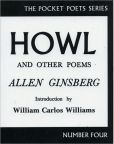 Book Cover Image. Title: Howl and Other Poems, Author: Allen Ginsberg