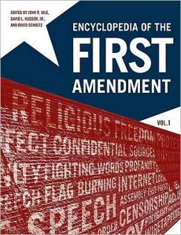 Encyclopedia Of First Amendment Set