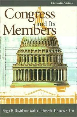 Congress and Its Members, 11th Edition