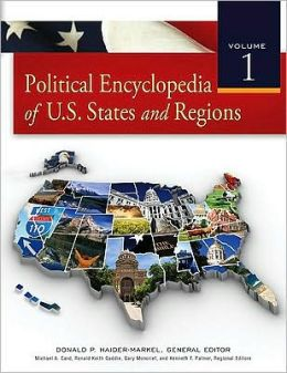 Political Encyclopedia of U.S. States and Regions Set